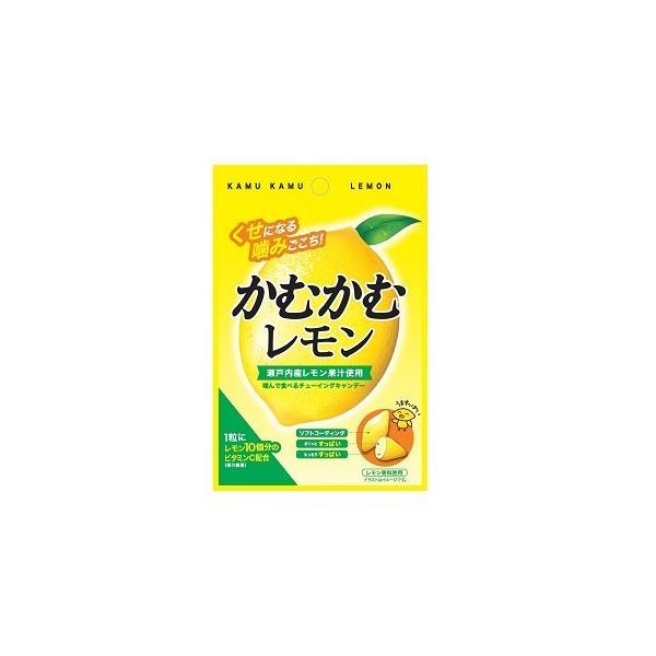 かむかむ レモン味 30g入 10個 三菱食品(株)