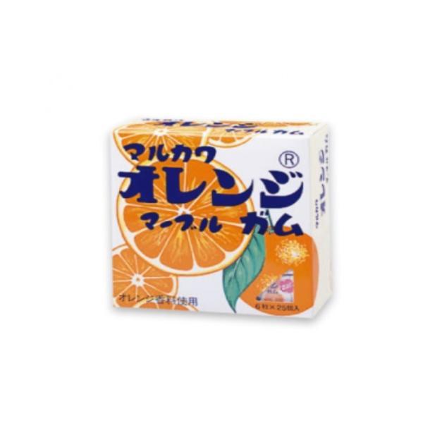 ビッグサイズオレンジガム【旧規格500円タイプ】 1個 丸川製菓(株)【在庫残り3個】