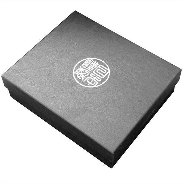 日本謹製メンズベルト ショルダー革 タンニンなめし ブラック 135200-10 ギフト プレゼント|zennsannnet|05