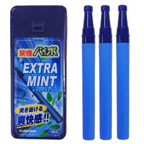 禁煙パイポ エキストラミント  6箱セット 信頼の日本製|zennsannnet|03
