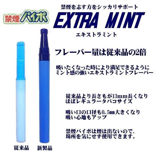 禁煙パイポ エキストラミント  6箱セット 信頼の日本製|zennsannnet|04
