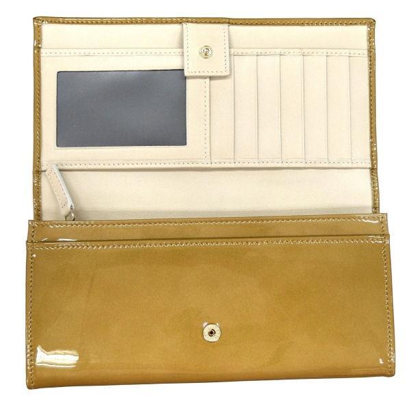 ブルガリ 財布 BVLGARI 長財布 ファスナー式小銭入れ付  33761 ゴールド(パテント) ギフト プレゼント|zennsannnet|02
