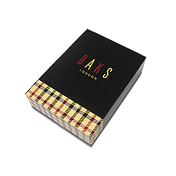 ダックス DAKS カフスボタン ロジウムメッキ カフリンクス  DC12029 カットガラス ギフト プレゼント 贈答品|zennsannnet|02