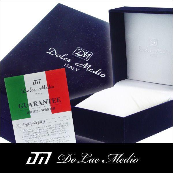 ドルチェ・メディオ Dolce Medio メンズ腕時計 自動巻き オートマチック マルチカレンダー DM8004-PGBK|zennsannnet|03
