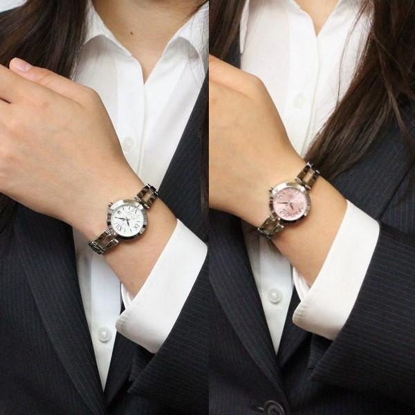 フォーエバー Forever レディス腕時計 ピンクシェル文字盤  ポイントインデックス FL1211-5 ギフト プレゼント 誕生日|zennsannnet|08