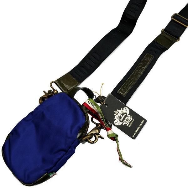 OROBIANCO オロビアンコ ショルダーバッグ ボディバック ネイビー系 GRAFFIO MINI-G OR168 BLU-02 ギフト プレゼント|zennsannnet|02