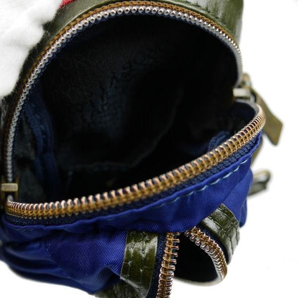 OROBIANCO オロビアンコ ショルダーバッグ ボディバック ネイビー系 GRAFFIO MINI-G OR168 BLU-02 ギフト プレゼント|zennsannnet|05