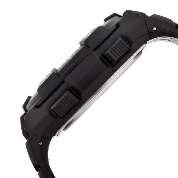 ソーラー電波時計 メンズ腕時計 シチズン Q&Q デジアナタイプ MD06-335 ブルー|zennsannnet|04
