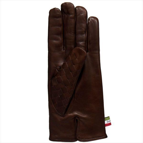 オロビアンコ メンズ手袋 イタリー製 グローブ NAPPA 洋革 ORM-1407 ブラウン 24cm ギフト プレゼント 誕生日 クリスマス|zennsannnet|03