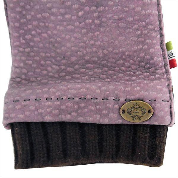 オロビアンコ メンズ手袋 グローブ ラベンダー 23cm カピバラ ウール イタリー製 ORM-1412 ギフト プレゼント 誕生日 クリスマス zennsannnet 04