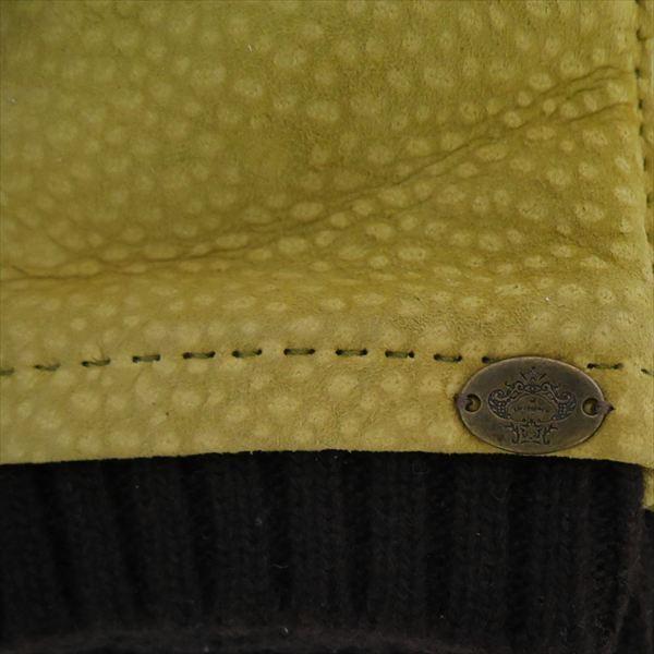 オロビアンコ メンズ手袋 グローブ ライム 23cm カピバラ ウール イタリー製 ORM-1412 ギフト プレゼント 誕生日 クリスマス zennsannnet 04