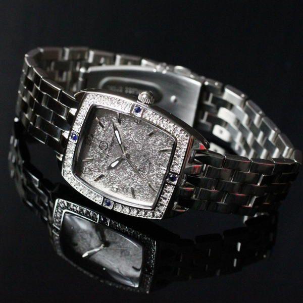 バレンチノ・ロレンタ VALENTINO ROLENTA メンズ腕時計 サファイヤ宝飾時計 VR2001-MS ギフトプレゼント贈答品|zennsannnet|04