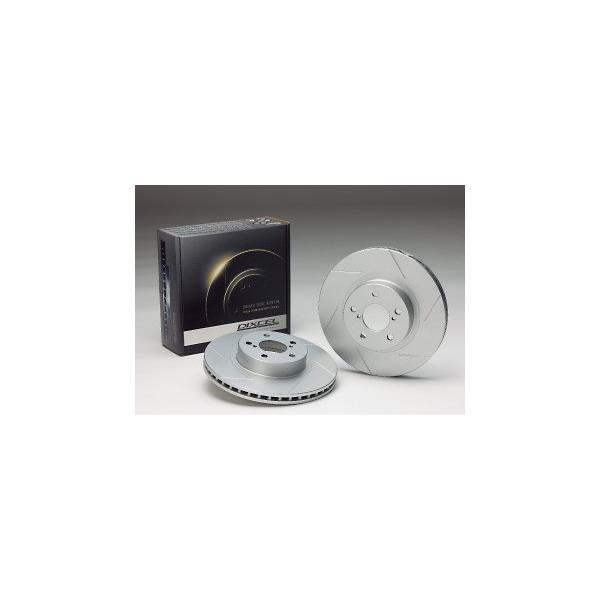 ディクセル ブレーキディスク SD フロント用 IMPREZA (GD/GG MODEL) インプレッサ (GD/GG系) WRX 年式02/11〜07/06 型式GDA SD361 7027S C型〜