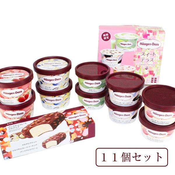 お中元 ハーゲンダッツ プレミアム 2020 夏季限定 11個 アイスクリーム ギフト プレゼント|zenzaemon