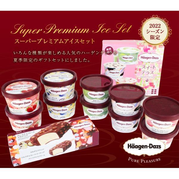 お中元 ハーゲンダッツ プレミアム 2020 夏季限定 11個 アイスクリーム ギフト プレゼント|zenzaemon|02