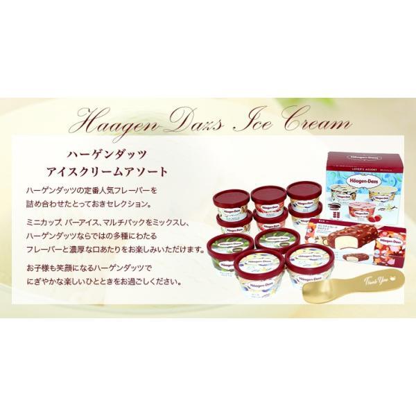 遅れてごめんね父の日 とろけるスプーン付き ハーゲンダッツ アイスクリーム セレクトBOX 定番人気 11個 zenzaemon 07