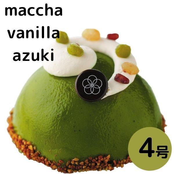 誕生日ケーキ バースデー クリスタル アイスケーキ アズキグリーンティー スイーツ ギフト|zenzaemon