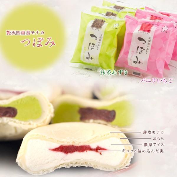 お中元 御中元 桜庵 特選アイスモナカ「和」ギフト 12個 内祝 お祝 アイスクリーム アイス最中|zenzaemon|04