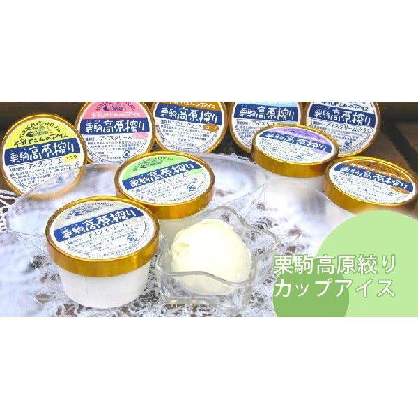 お中元 御中元 ギフト 栗駒高原搾り カップアイスクリーム 8個 牧場アイス お菓子|zenzaemon|02