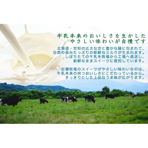 クリスマスケーキ 岩瀬牧場 北海道 アイスケーキ 5号 ギフト パーティー|zenzaemon|05