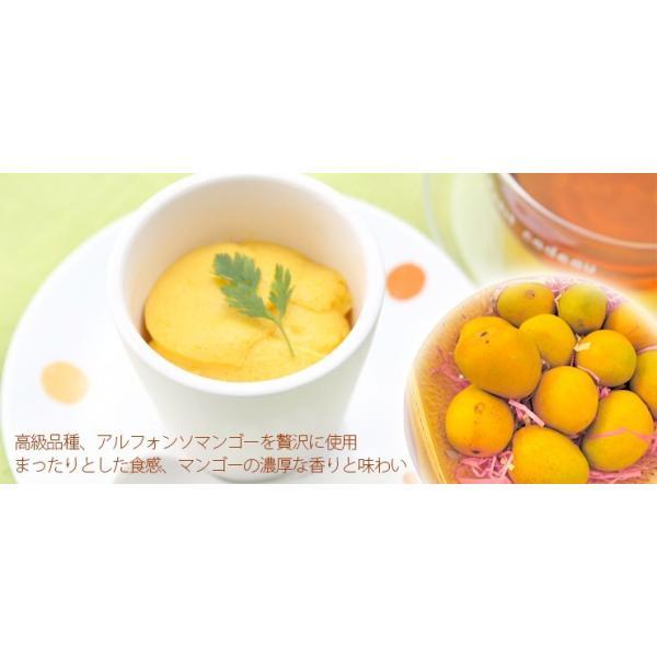 敬老の日 果物屋さんのマンゴープリン 8個 お祝 お菓子 芒果|zenzaemon|03