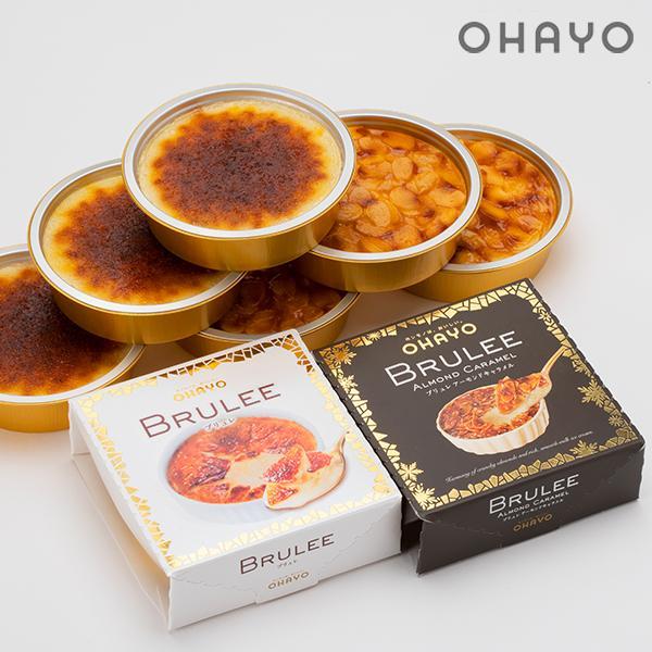 12/22-24お届け クリスマス オハヨー乳業 BRULEE GIFT ブリュレ ギフト アイスクリーム|zenzaemon