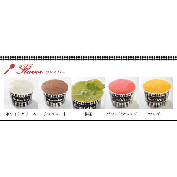 高級 アイス ドナテロウズ ジェラート(15個)・チーズケーキ ギフト  お菓子 詰め合わせ お祝 アイスクリーム|zenzaemon|04