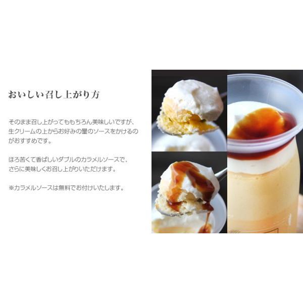 人気 池ノ上ピエール チーズケーキプリン 5本 有名 お菓子 チーズプリン ギフト プレゼント|zenzaemon|07