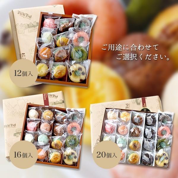 池ノ上ピエール 彩り焼き菓子セット 16個 有名 人気 スイーツ お菓子 ギフト プレゼント|zenzaemon|04