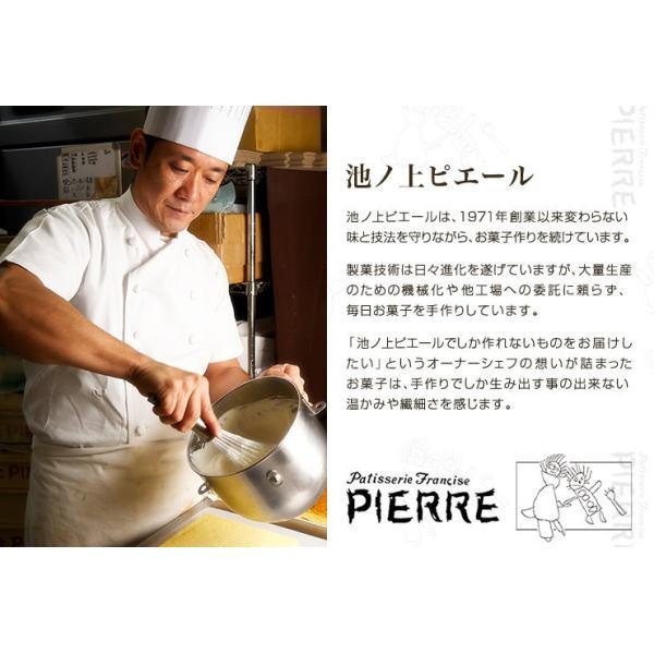 池ノ上ピエール フロマージュプリン 5本 敬老の日 洋菓子 ギフト プレゼント チーズ お取り寄せ|zenzaemon|11