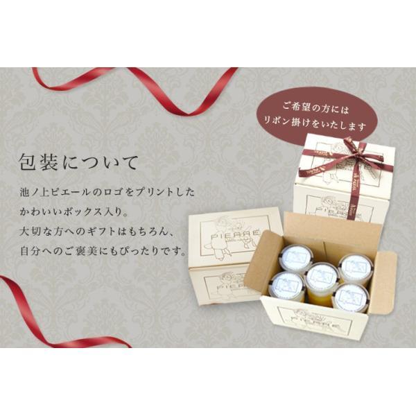 池ノ上ピエール フロマージュプリン 5本 敬老の日 洋菓子 ギフト プレゼント チーズ お取り寄せ|zenzaemon|04