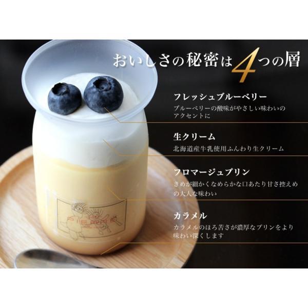 池ノ上ピエール フロマージュプリン 5本 敬老の日 洋菓子 ギフト プレゼント チーズ お取り寄せ|zenzaemon|06