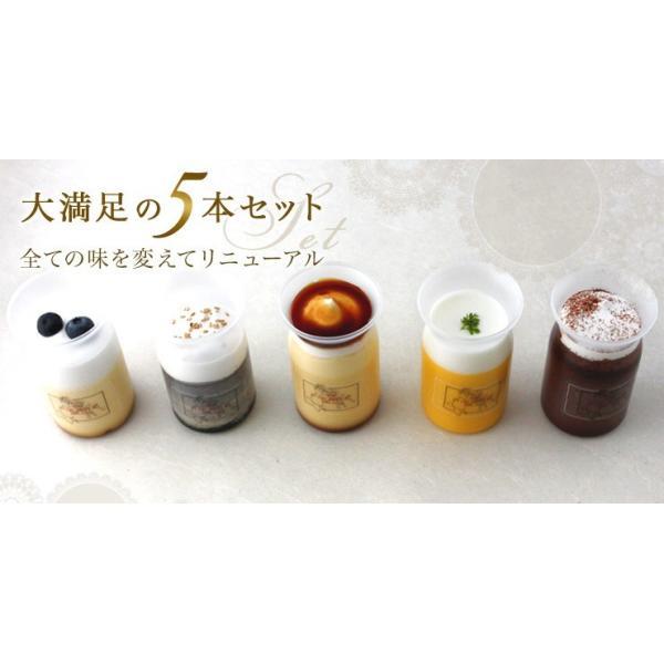 ギフト 池ノ上ピエール 5種類のプリンセレクション 春夏限定 誕生日 お祝 プレゼント|zenzaemon|14