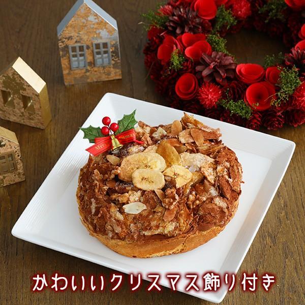 クリスマス限定 チョコとバナナのノエルパイ スイーツ xmascake にれい パイ ケーキ zenzaemon 03