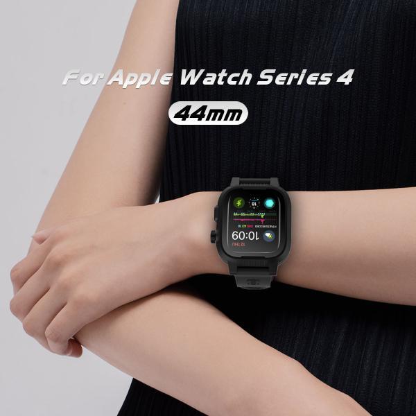 Apple Watch 防水 ケース カバーSeries2/3/4 38mm 44mm 40mm 耐震 防雪 防塵 耐衝撃 防水 全面保護 IP68 アップルウォッチ 海 お風呂 アウトドア|zepirion|08