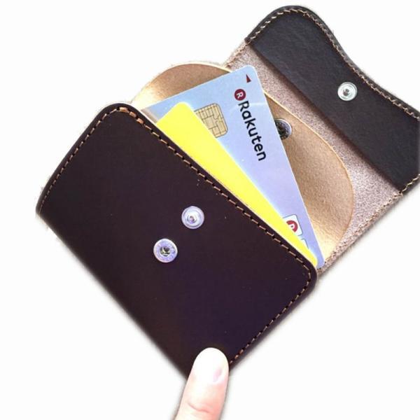 リアン 栃木レザーベリーコインキャッチウォレット 財布 日本製lit-5701改めlit-8602