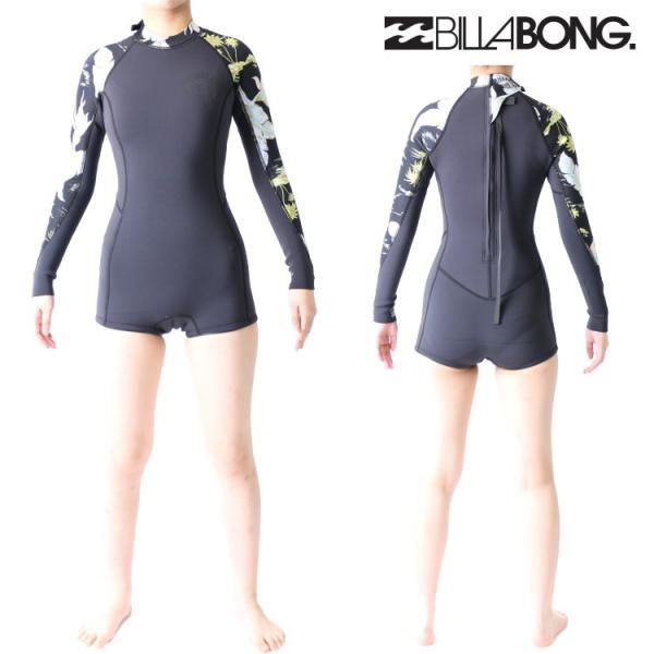 ビラボン ウェットスーツ レディース ロング スプリング ウエットスーツ サーフィンウェットスーツ Billabong Wetsuits