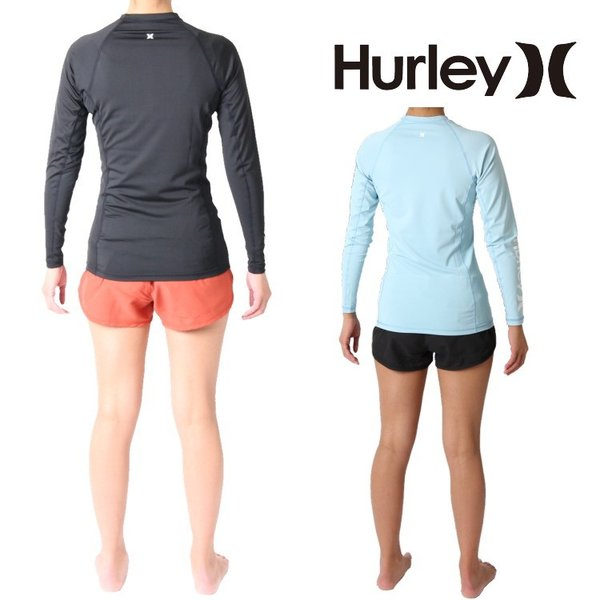 Hurley(ハーレー) ラッシュガード レディース 長袖ラッシュガード One And Onlyモデル 女性用ラッシュガード Hurley Rashguard zero1surf 02