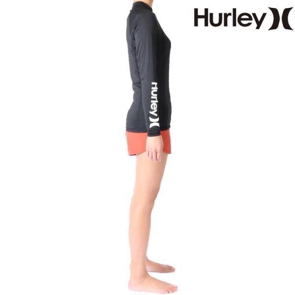 Hurley(ハーレー) ラッシュガード レディース 長袖ラッシュガード One And Onlyモデル 女性用ラッシュガード Hurley Rashguard zero1surf 03