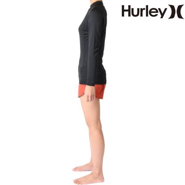 Hurley(ハーレー) ラッシュガード レディース 長袖ラッシュガード One And Onlyモデル 女性用ラッシュガード Hurley Rashguard zero1surf 04