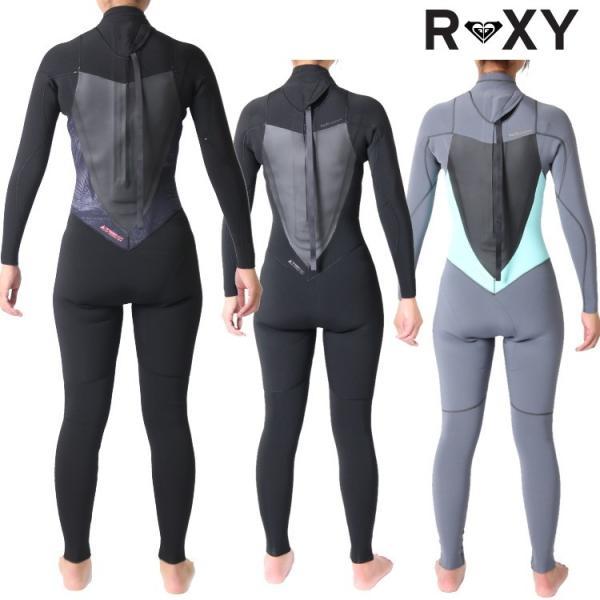 ロキシー ウェットスーツ レディース 4×3mm インナーバリア フルスーツ ウエットスーツ サーフィンウェットスーツ Roxy Wetsuits|zero1surf|02