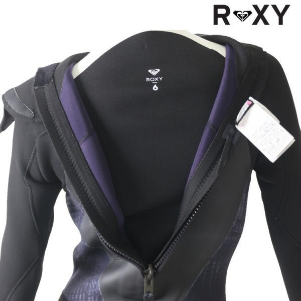 ロキシー ウェットスーツ レディース 4×3mm インナーバリア フルスーツ ウエットスーツ サーフィンウェットスーツ Roxy Wetsuits|zero1surf|06