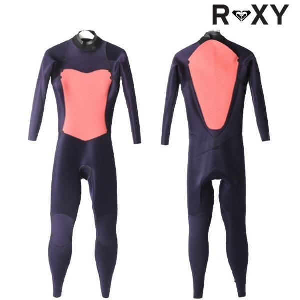 ロキシー ウェットスーツ レディース 4mm / 3mm インナーバリア フルスーツ ウエットスーツ サーフィンウェットスーツ Roxy Wetsuits|zero1surf|07
