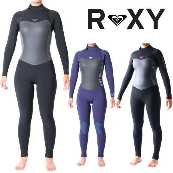ロキシー ウェットスーツ レディース 5×4×3mm インナーバリア フルスーツ ウエットスーツ サーフィンウェットスーツ Roxy Wetsuits|zero1surf