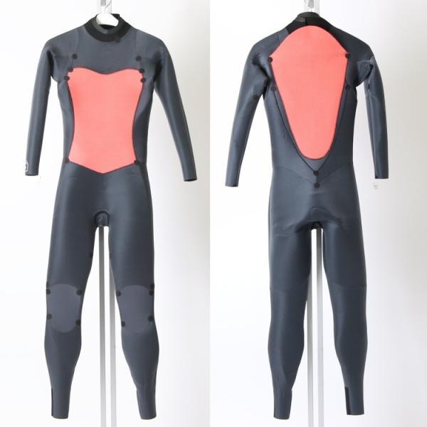 ロキシー ウェットスーツ レディース 5×4×3mm インナーバリア フルスーツ ウエットスーツ サーフィンウェットスーツ Roxy Wetsuits|zero1surf|09