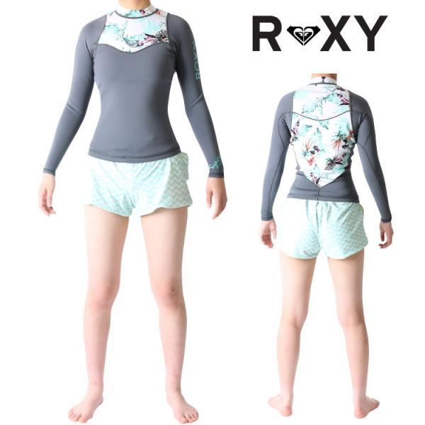 ロキシー ウェットスーツ レディース 長袖タッパー ウエットスーツ サーフィンウェットスーツ Roxy Wetsuits|zero1surf