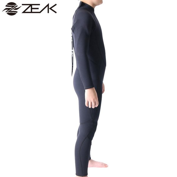ZEAK(ジーク) ウェットスーツ キッズ 子供用 3×2mm フルスーツ サーフィン ウエットスーツ ZEAK WETSUITS zero1surf 06