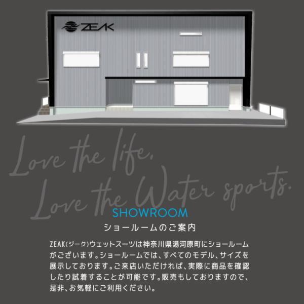 ZEAK(ジーク) ウェットスーツ メンズ 男性用 3×2mm フルスーツ ウエットスーツ サーフィン ウエットスーツ ZEAK WETSUITS|zero1surf|14