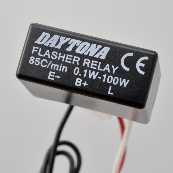 【あすつく対象】LED対応ウインカーリレー3Pin DAYTONA(デイトナ)|zerocustom|05