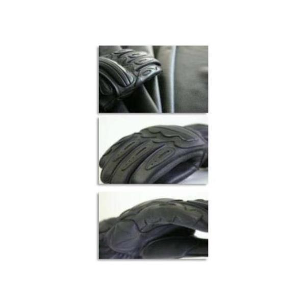 DDL 3シーズンロンググローブ ブラック 4Lサイズ JRP(JRプロダクツ)|zerocustom|02